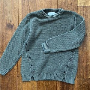 Zara Boys knit sweater.